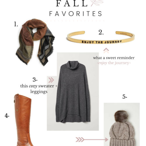 Five Fall Favorites