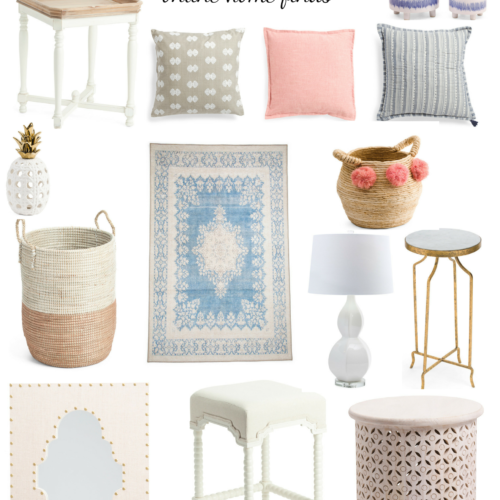 T.J.Maxx Online Home Finds